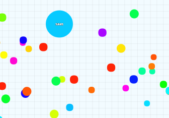 how to create a game like agar io